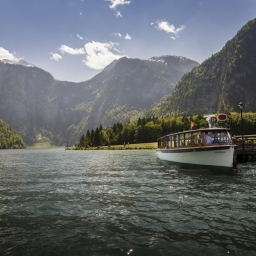 Königssee (Bavaria) at summer