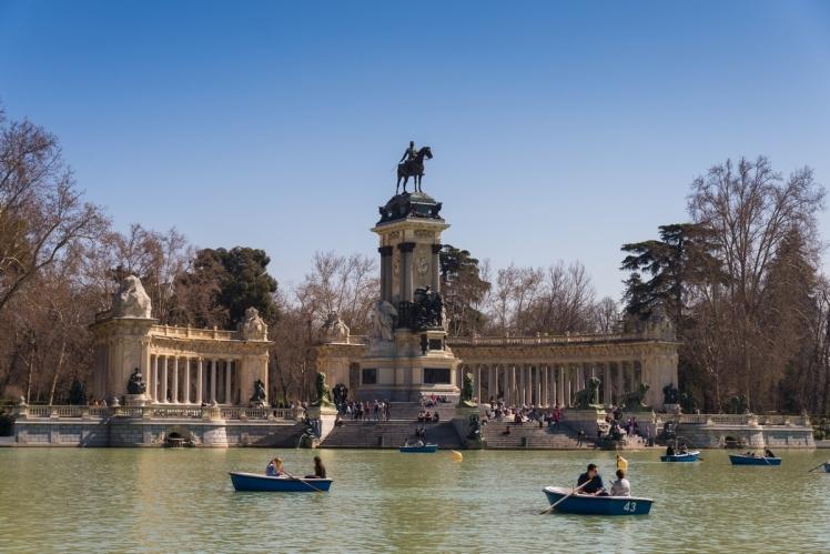 Madrid - Cityscape Photo 1