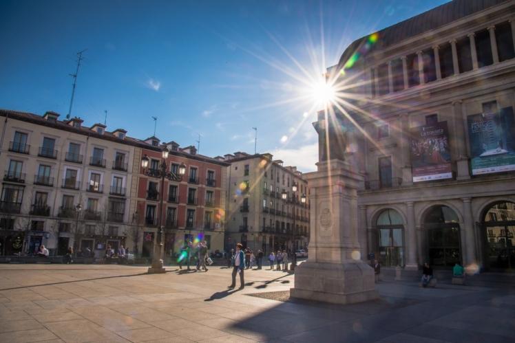 Madrid - Cityscape Photo 10