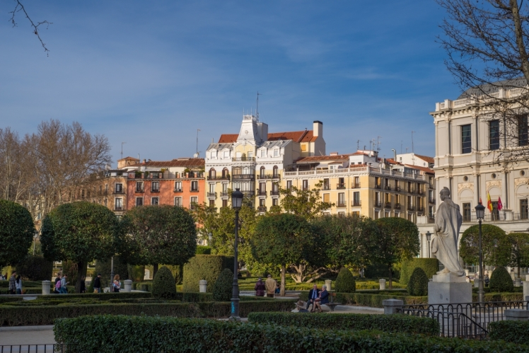 Madrid - Cityscape Photo 11