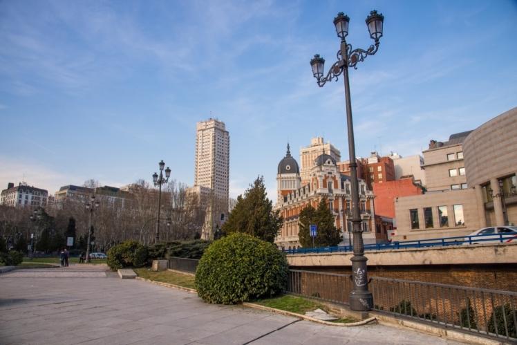 Madrid - Cityscape Photo 13