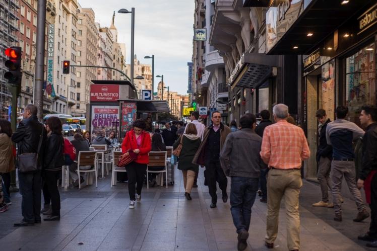 Madrid - Cityscape Photo 16