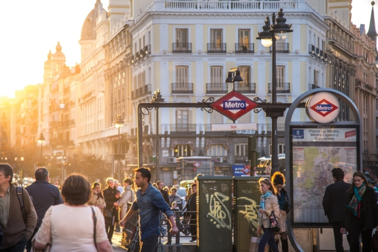 Madrid - Cityscape Photo 17