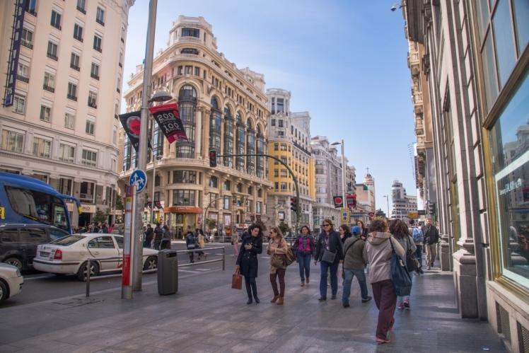 Madrid - Cityscape Photo 19
