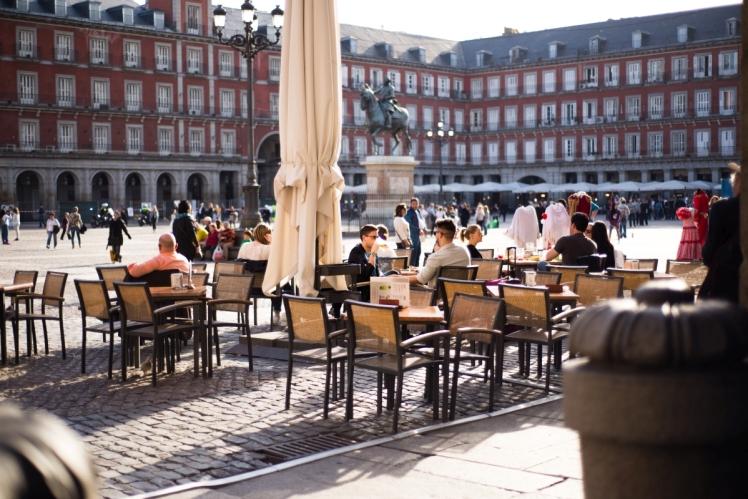 Madrid - Cityscape Photo 6