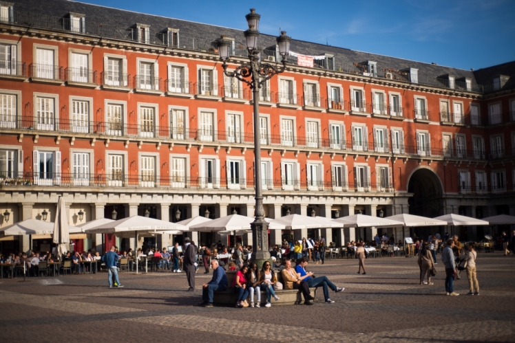 Madrid - Cityscape Photo 7