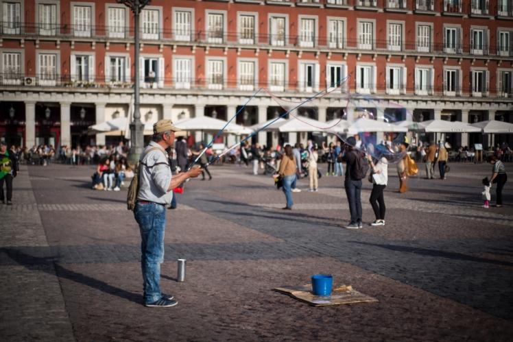 Madrid - Cityscape Photo 8