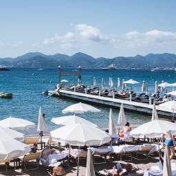 Côte d'Azur near Cannes