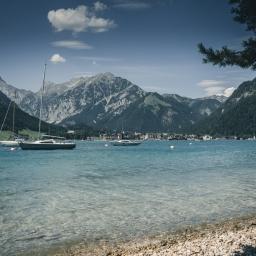 Achensee in Tirol (Austria)